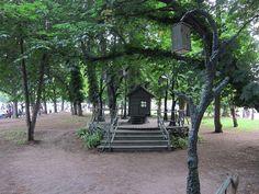 Gorki Park ,Moscow