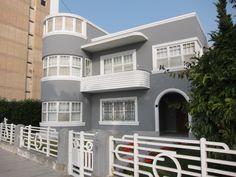 Casa gris