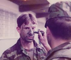 Active Minds Blog: Kevin Briggs - The Life of an Infantryman
