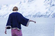 Sew Mariefleur - Florence Kimono by Sew Caroline