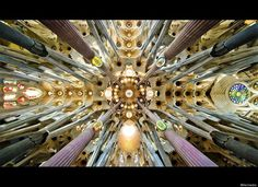 Sagrada Familia Video Reveals The Final Design For Spain's Beloved Monument