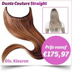 Flip-in hair Straight bestellen