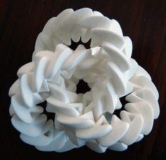 3ders.org - Expressing mathematics in 3D printed sculpture art | 3D Printer News & 3D Printing News