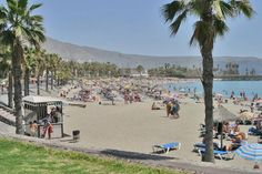 los cristianos spain Tenerife, Places To See, Places Ive Been, Park Resorts, Canario, Over The Years, Dolores Park, Holidays, Country