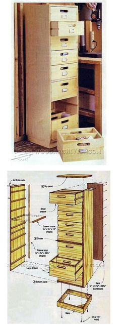 Stack Up Storage Plans - Workshop Solutions Plans, Tips and Tricks