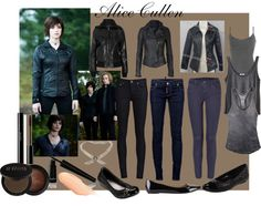 """Eclipse- Alice Cullen"" by ereed04 on Polyvore"