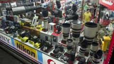 Limited Stock Available On New Digital Cameras Nikon, Canon And Lenses (pretoria)