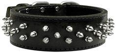 Brutus Leather Dog Collar