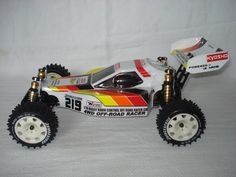 Kyosho Optima Mid Remote Control Cars, Radio Control, Radios, Rc Buggy, Rc Cars And Trucks, Vintage Parts, Tamiya, Scale Models, Old School