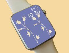 Watch Wallpaper / Apple Watch / FitBit / Smartwatch / Watch Background Best Apple Watch, Apple Watch Faces, Fitbit App, Wallpaper Backgrounds, Wallpapers, Star Watch, Share Icon, Apple Watch Wallpaper, Cute Watches