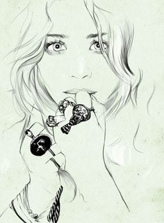 Caroline Andrieu. Black and white. Olsen twin. Rings. Fashion.
