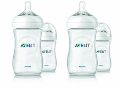 Philips Avent 9 Ounce BPA Free Natural Polypropylene Bottles 4pack -- You can get additional details at the image link.-It is an affiliate link to Amazon.