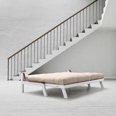 Sofabett holz  Karup-Poesie-Sofa-Bett-Futon-natur-Holz-Rahmen | Sofas & Couches ...