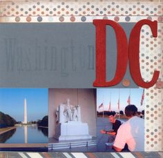 Washington, DC - Scrapbook.com