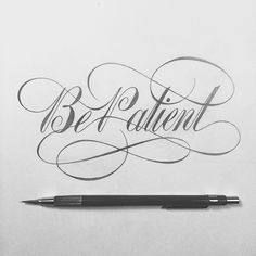Script Studies Vol. 2 by Christopher Craig, via Behance