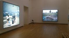 Jeff Wall photographer exhibition Stedelijk Museum Amsterdam