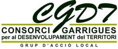 Consorci Garrigues per al Desenvolupament del Territori (CGDT) Superfície: 1.261,43 km2   Població: 27.353 habitants   Densitat de població: 21,68 hab./km2 Municipis:36