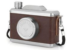 """With This Stylish, Retro """"Snapshot Flask,"""" It's the Photographer (Not the Camera) That Gets Loaded   Shutterbug"""
