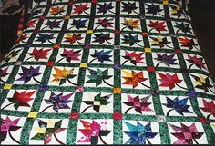 Patchwork Quilts  -  Photos by Galen R Frysinger, Sheboygan, Wisconsin