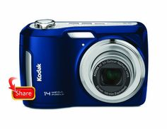 Kodak Easyshare C195 Digital Camera (Blue) (Discontinued by Manufacturer)  http://www.lookatcamera.com/kodak-easyshare-c195-digital-camera-blue-discontinued-by-manufacturer/