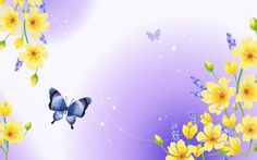 Pink Butterfly Backgrounds | Pink Butterfly Backgrounds