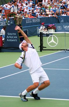 What If: Andy Roddick's Career Without Roger Federer - http://www.tennisfrontier.com/blogs/el-dude/what-if-andy-roddicks-career-without-roger-federer/