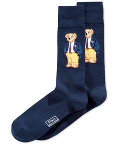 Polo Ralph Lauren Office Bear Socks