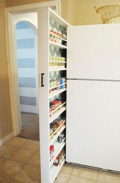 Dica para aproveitar todos os espaços da sua cozinha de forma plena.