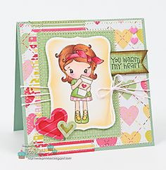 CC design Copic Drawings, Mft Stamps, Cute Pictures, Birthday Cards, Projects To Try, 1, Valentines, Pure Products, Tags