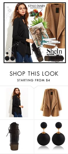 """Shein 6/3"" by erina-salkic ❤ liked on Polyvore"
