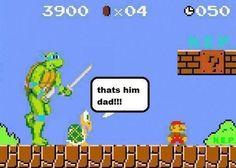 That's him, Dad!!!.. .hhhhhaaaaaaaaahhhhhaaaaaa