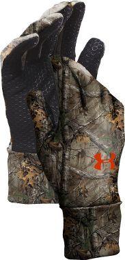 Under Armour® ColdGear® Liner Gloves : Cabela's