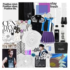 """°○·☆; pokemon rainer shownu"" by pearliemoon ❤ liked on Polyvore featuring MONICA ROSE, Lara, Assouline Publishing, GET LOST, Off-White, Chanel, WALL, ASOS and Old Navy"