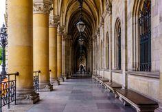 Rathaus (Vienna City Hall) Vienna Austria, Beautiful Places