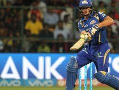 #IPL2016 - 41ST MATCH-#RCBVSMI #RCB 151 / 4 ( 20 / 20 OVERS) #MI 153 / 4 ( 18.4 / 20 OVERS) http://cricketscores.chdcaprofessionals.com/