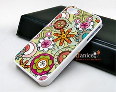 iphone 4 case iphone 4s case iphone 4 cover  by janicejing on Etsy, $13.99