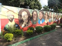 Bob Marley Museum. Kingston, Jamaica. #TheCrazyCities #crazyKingston