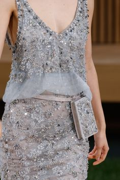 """aclockworkpink: """" Chanel S/S 2016, Couture """""""