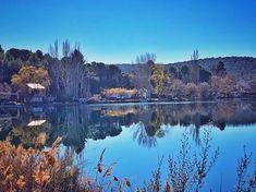 Laguneando en los límites de la realidad.  Laguna del Rey Ruidera.  #ruideratreasures #realitylimits #bsevillanom #ruidera