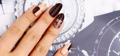 Image result for burgundy nail art