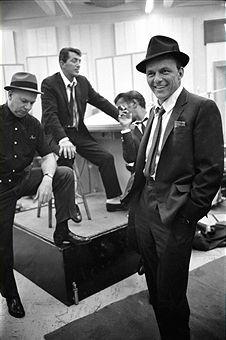 Dean Martin;Sammy Jr. Davis;Frank Sinatra