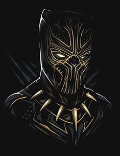 Black Panther - Golden Jaguar, T'Challa