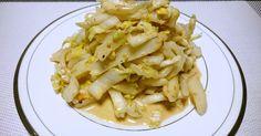 無限白菜♪ピリ辛ラー油の胡麻マヨ和え by ちびチェブ [クックパッド] 簡単おいしいみんなのレシピが250万品
