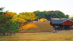조선왕릉[Royal Tombs of the Joseon Dynasty]-정릉 중종
