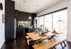 The Block Villa Wars | Entrance, Kitchen & Dining Reveal