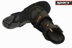 Sparx Men Olive Floaters Sandals at our best price ₹ 1099/- only.