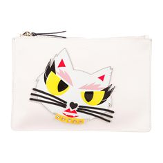 Kendall's Karl by Karl Lagerfeld Monster Choupette Pouch