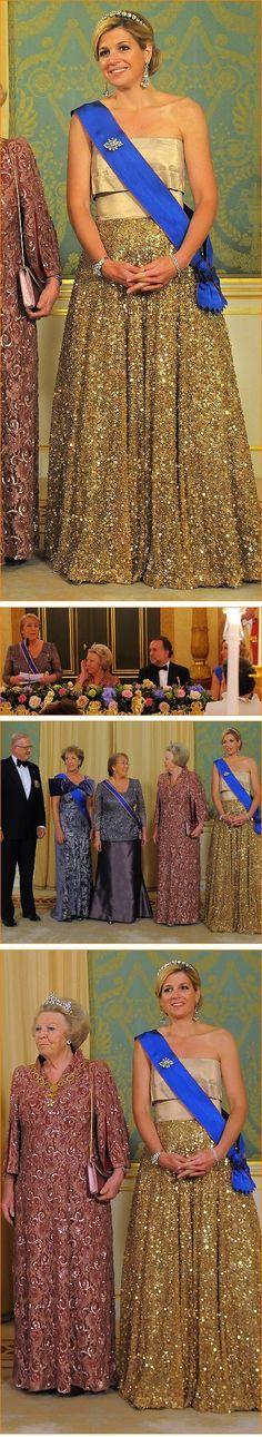 Staatsbezoek van Chili aan Nederland