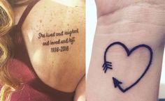 12 Amazing Tattoos For Women 2019 - Meaningful Female Tattoo.- 12 Amazing Tattoos For Women 2019 – Meaningful Female Tattoo Ideas – - Wrist Tattoos for Women - tatowierung Tattoos For Women Small Meaningful, Cross Tattoos For Women, Meaningful Tattoos For Women, Best Tattoos For Women, Great Tattoos, Trendy Tattoos, Small Tattoos, Amazing Tattoos, Tattoo Women