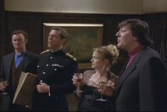 Blackadder Back & Forth - The Final Blackadder Special Blackadder: Back & Forth is a 1999 short film based on the BBC mock-historical comedy series Blackadder that marks the end of the Blackadder saga. Sci Fi Comedy, Comedy Show, Comedy Films, British Comedy Series, British Tv Comedies, The Core Cast, Blackadder Quotes, Miranda Richardson